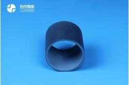 内螺纹碳化硅陶瓷管