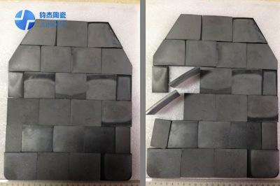 碳化硼陶瓷防弹机理及应用
